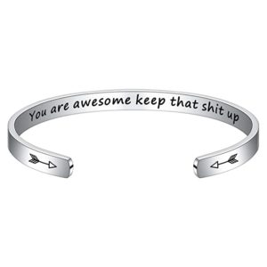 keep strong moving away gift