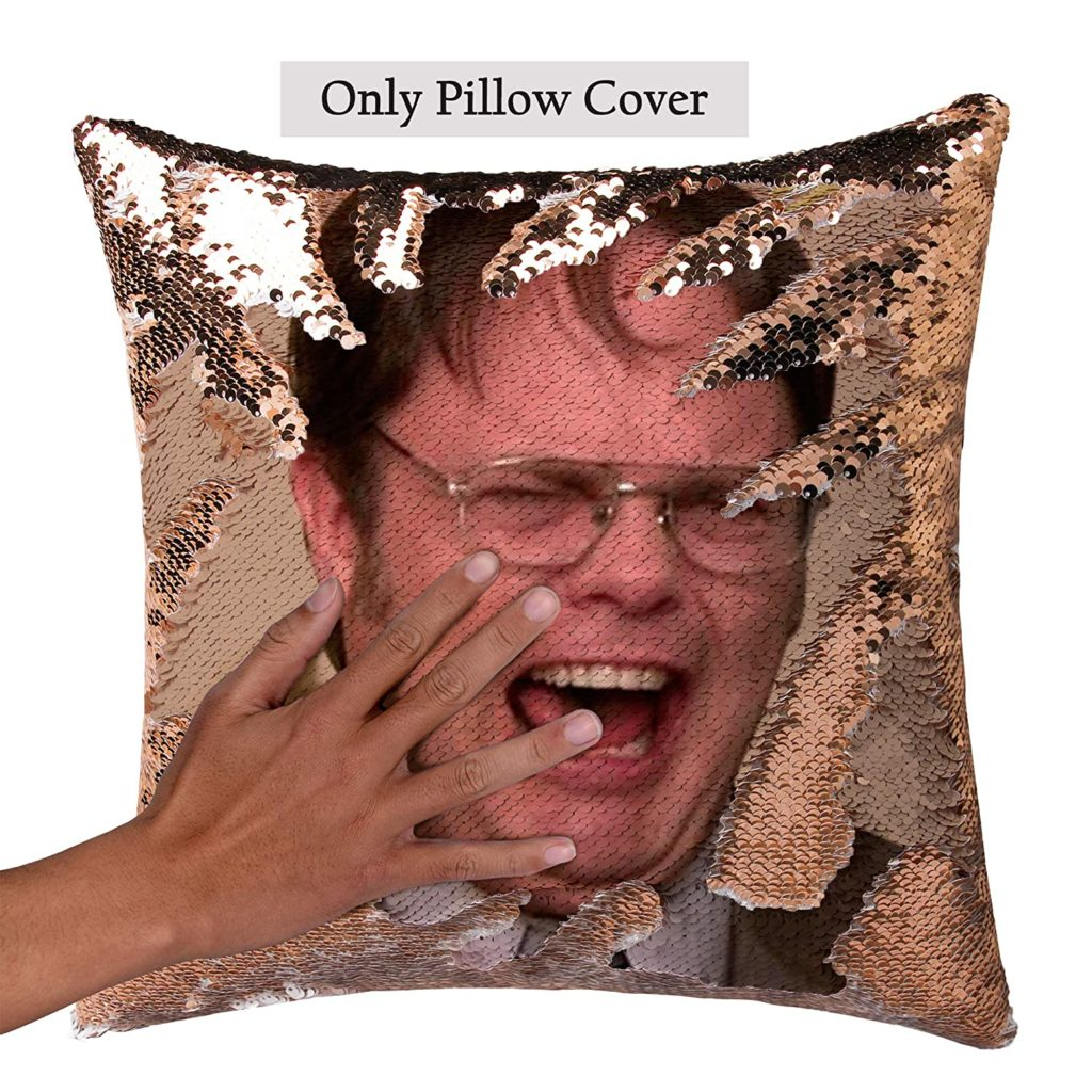 office pillow cover gift