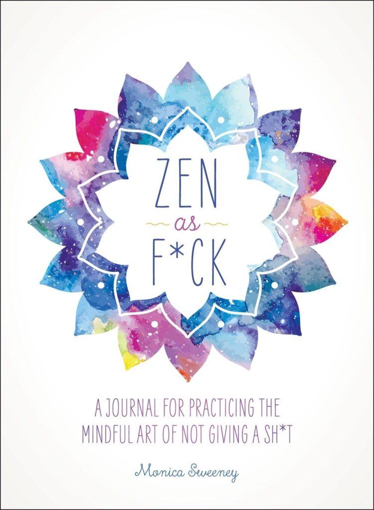 zen journal gift