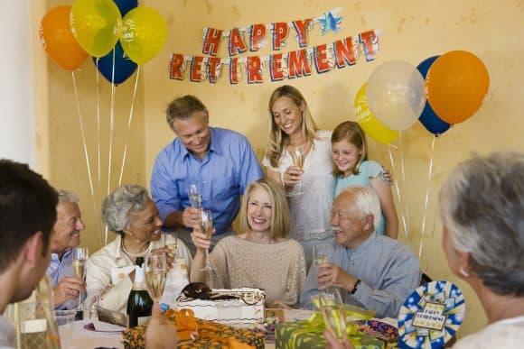 gag gift for retirement