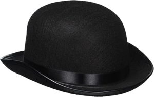 charlie chaplin hat