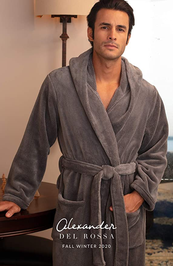 comfortable bathrobe gift for men