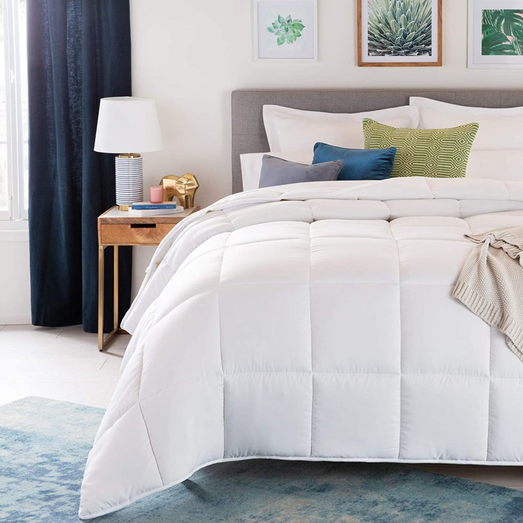 duvet gift for parents with first salary
