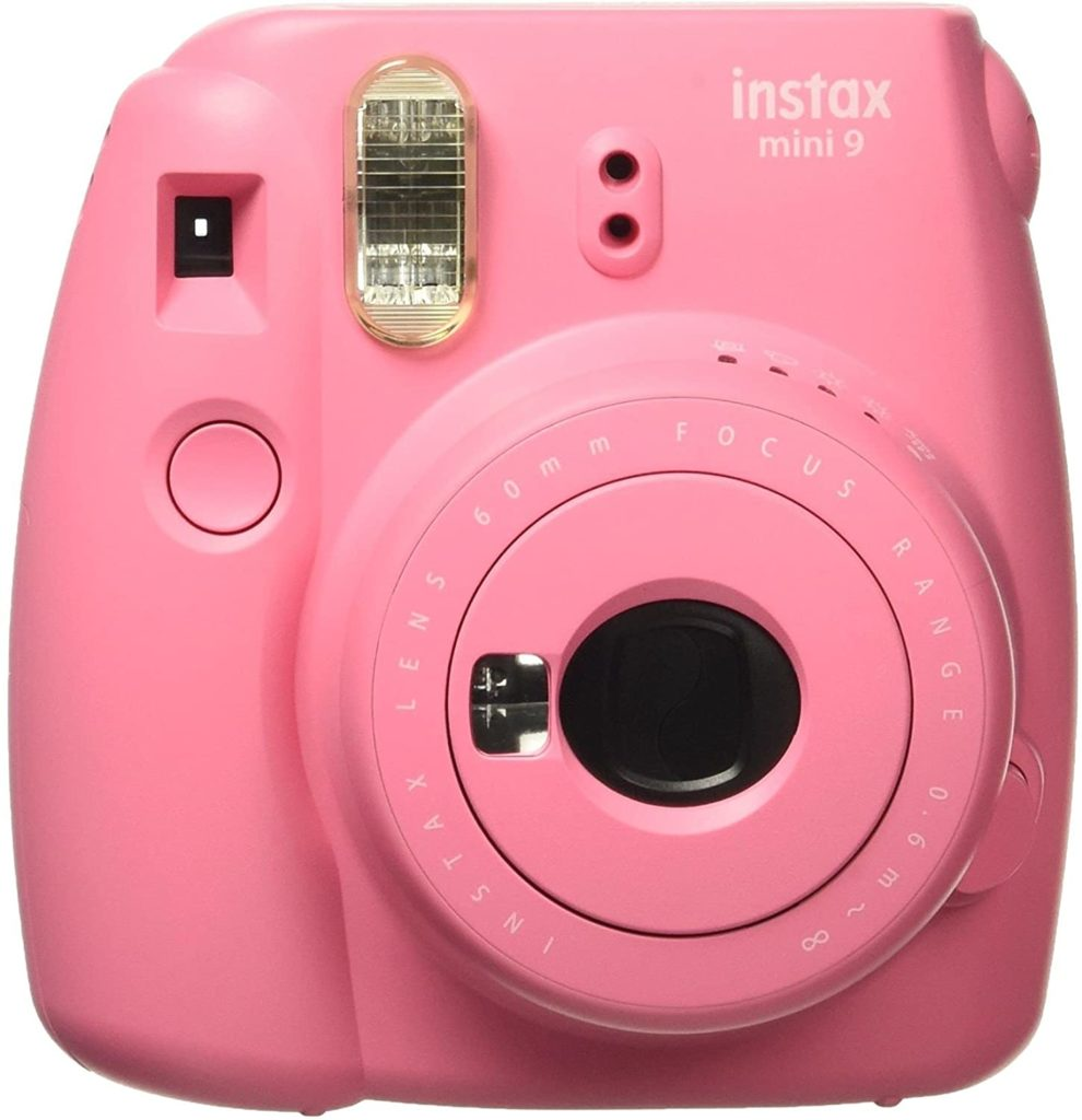 intex polaroid camera gift
